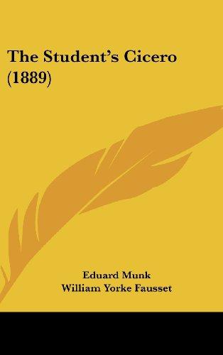 9781104805401: The Student's Cicero (1889)