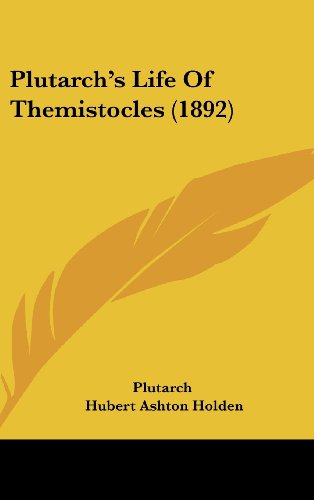 9781104807603: Plutarch's Life Of Themistocles (1892)