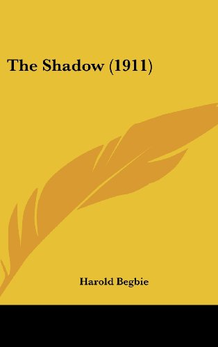 9781104827632: The Shadow (1911)