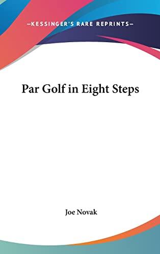 9781104835774: Par Golf in Eight Steps