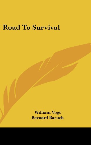 9781104835927: Road to Survival