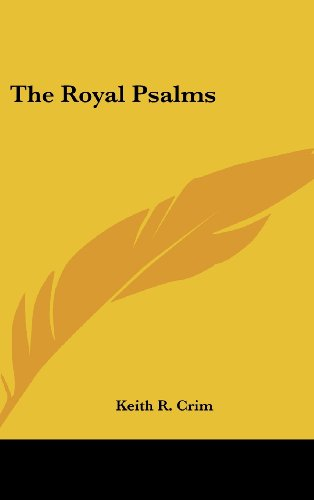9781104836474: The Royal Psalms