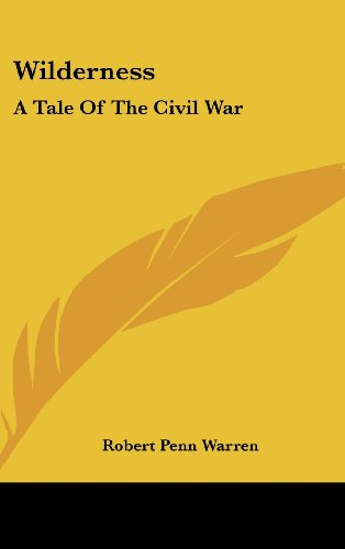 9781104837228: Wilderness: A Tale Of The Civil War
