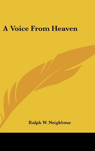 9781104837273: A Voice From Heaven
