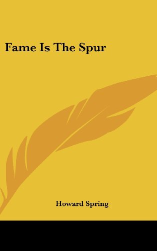 9781104840143: Fame Is The Spur