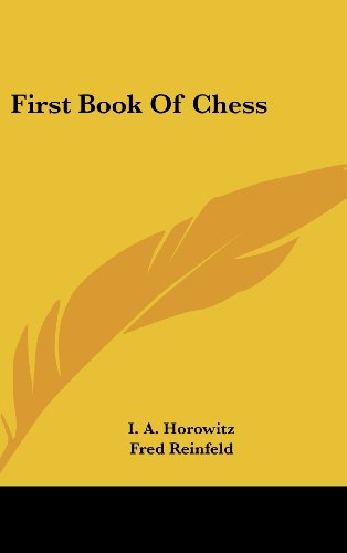 9781104840242: First Book Of Chess