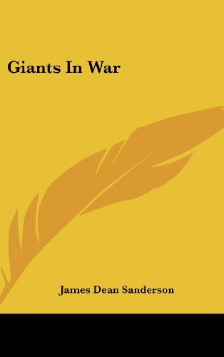 9781104840662: Giants In War