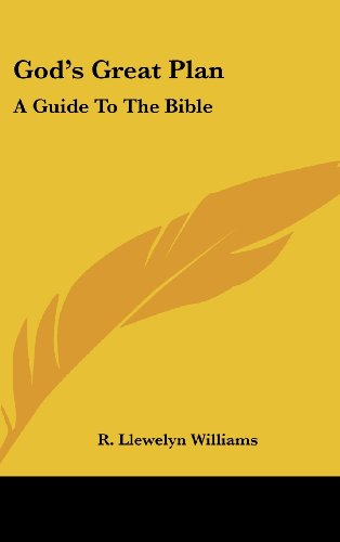 9781104840785: God's Great Plan: A Guide To The Bible