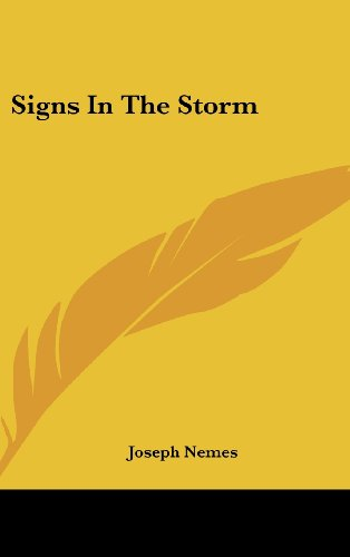 9781104845322: Signs in the Storm