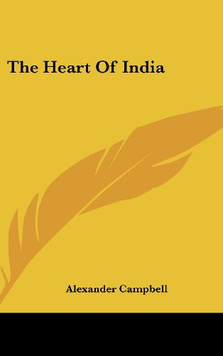 9781104847579: The Heart Of India