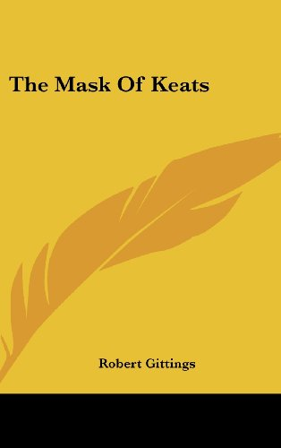 9781104848200: The Mask of Keats
