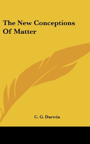 9781104848422: The New Conceptions Of Matter