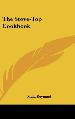 9781104849559: The Stove-Top Cookbook