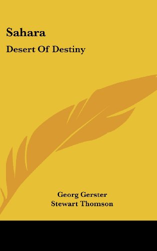 9781104853686: Sahara: Desert of Destiny