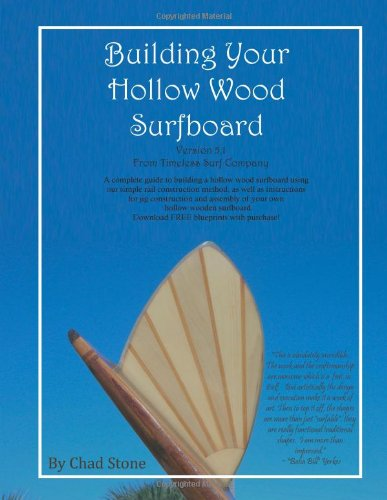 9781105020346: Building Your Hollow Wood Surfboard