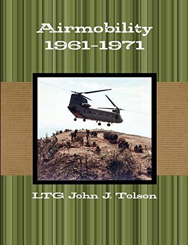 9781105081699: Airmobility 1961-1971
