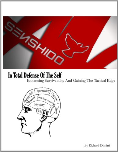 9781105086809: Senshido - In Total Defense Of The Self