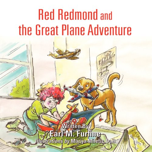 9781105098802: Red Redmond and the Great Plane Adventure