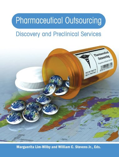 9781105154492: Pharmaceutical Outsourcing: Discovery and Preclinical Services (Pharmaceutical Outsourcing, Volume I)