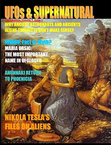 Ufos & Supernatural. Extra Edition, Issue 1: Maximillien De Lafayette