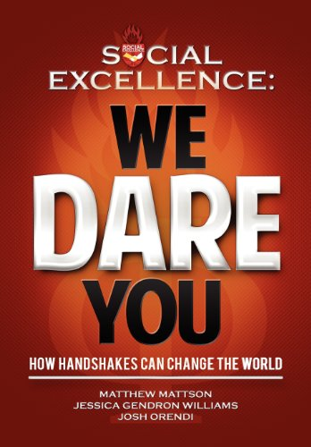 9781105225550: Social Excellence: We Dare You (Special