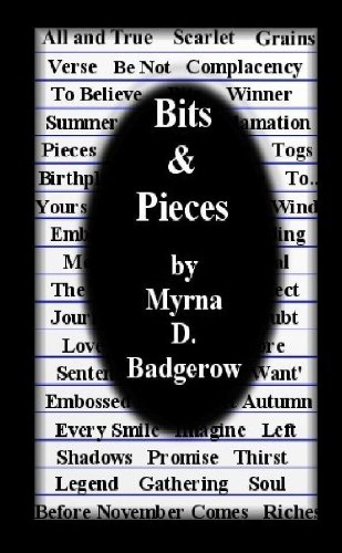 Bits & Pieces: Myrna