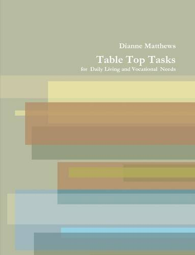 9781105279119: Table Top Tasks