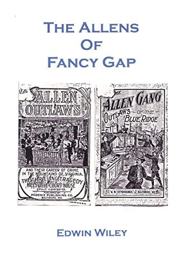 9781105302503: The Allens of Fancy Gap