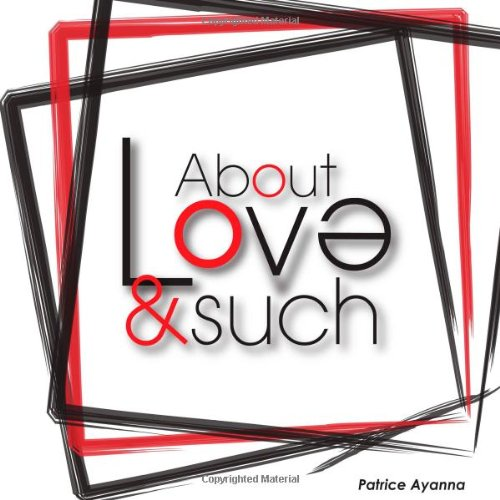 9781105320743: About Love And Such