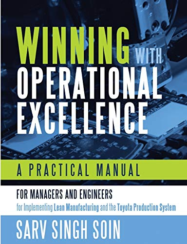 9781105322679: Winning With Operational Excellence