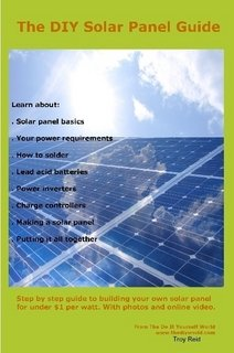 9781105349676: The Complete DIY Solar Panel Guide