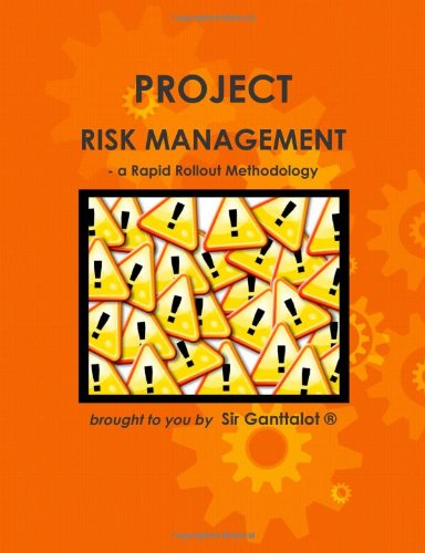 9781105420238: Project Risk Management - A Rapid Rollout Methodology.