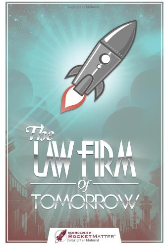 9781105420498: The Law Firm Of Tomorrow