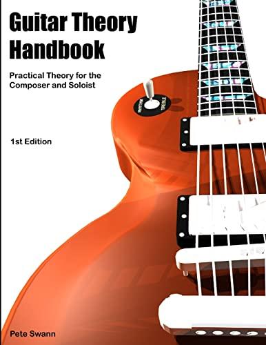 9781105437274: Guitar Theory Handbook
