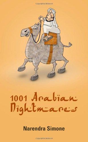 9781105482779: 1001 Arabian Nightmares
