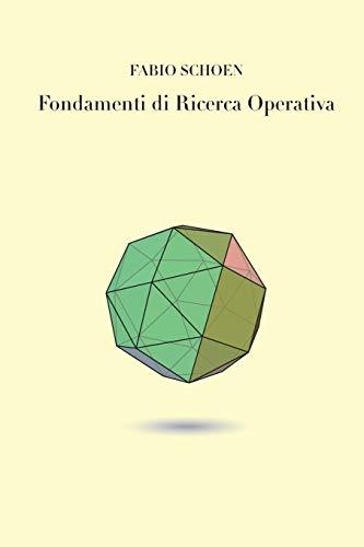 9781105494963: Fondamenti di Ricerca Operativa (Italian Edition)