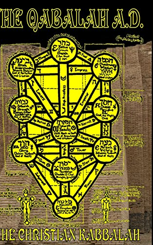 9781105543401: The Qabalah A.D: The Christian Kabbalah