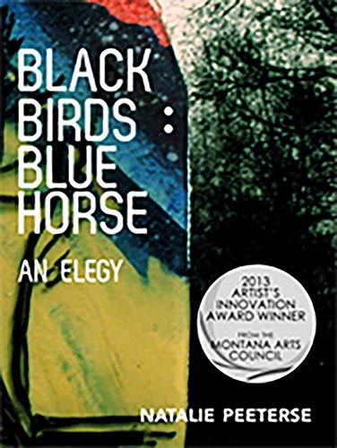 9781105543609: Black Birds : Blue Horse