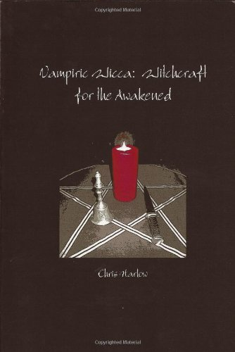 9781105582202: Vampiric Wicca: Witchcraft For The Awakened