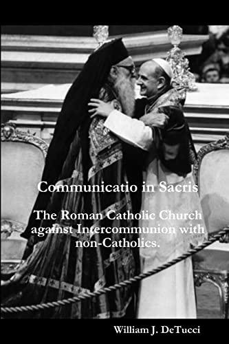9781105599866: Communicatio In Sacris