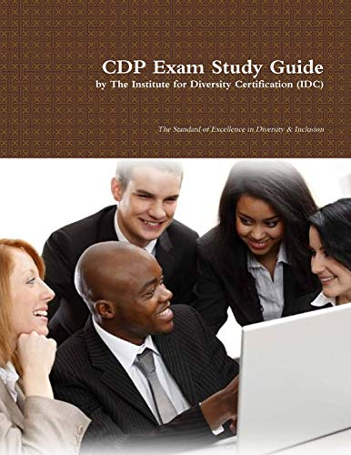 9781105611605: CDP Exam Study Guide