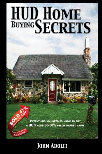 9781105688188: HUD Home Buying Secrets
