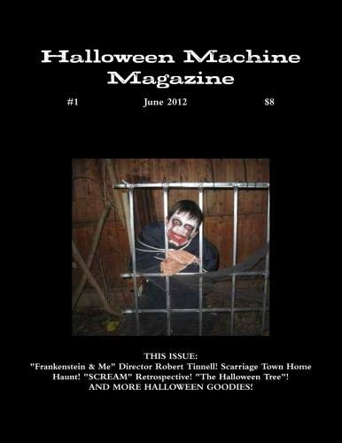 9781105787836: Halloween Machine Magazine Issue One