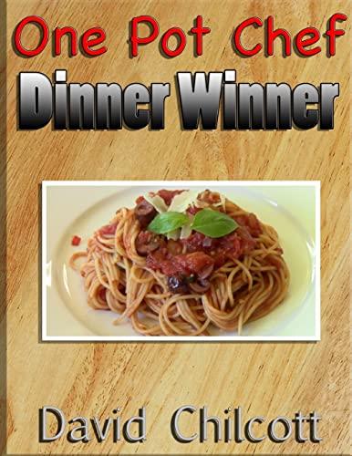 9781105889264: One Pot Chef Dinner Winner