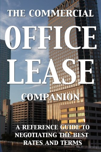 9781105898969: The Commercial Office Lease Companion