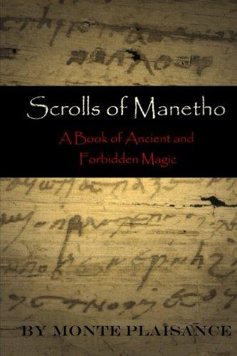 9781105909191: Scrolls of Manetho