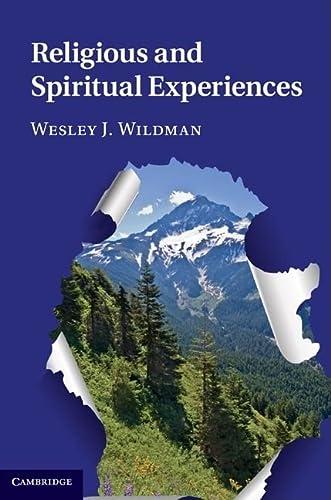 9781107000087: Religious and Spiritual Experiences Hardback