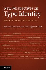 New Perspectives on Type Identity: The Mental and the Physical (Hardback)