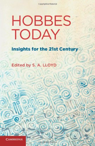 9781107000599: Hobbes Today: Insights for the 21st Century