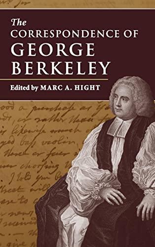 9781107000742: The Correspondence of George Berkeley